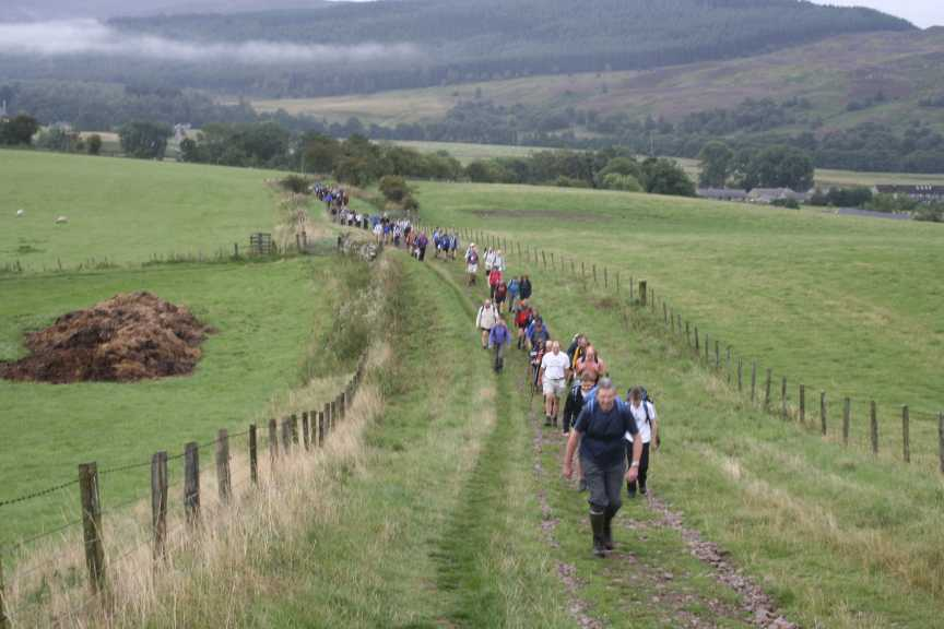 The Cheviots Challenge